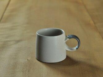 コーヒーカップ・白の画像