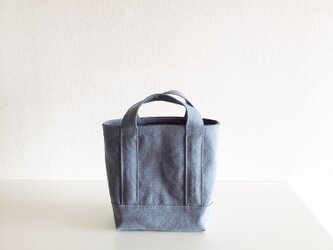 TOTE BAG (S) / coolgrayの画像