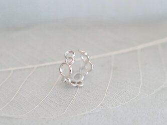 bubble - ear cuff-の画像