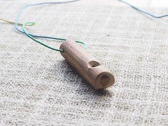 ヒヨドリ笛  Bulbul whistle ~雑木笛鳥笛シリーズ~の画像