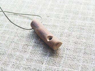 ヒバリ笛 Lark whistle ~鳥笛雑木シリーズ~の画像