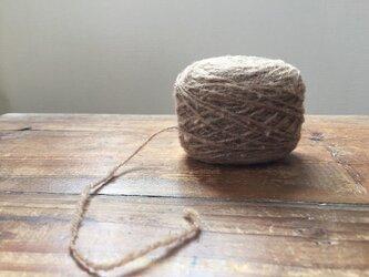 紡ぎ糸・シェットランド ネップの画像