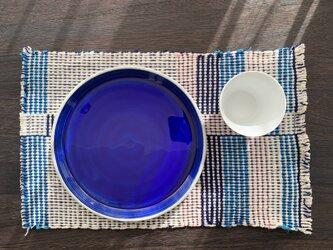 手織りランチョンマット「北欧リバーシブル」 Vol.1の画像