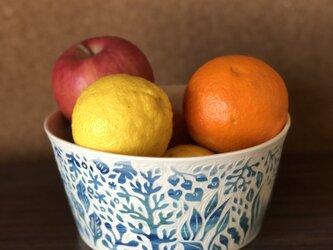 [as is ]  Kakiotoshi Large bowl -雨ふりの後にの画像