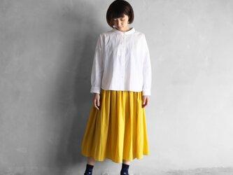 ゆるふわコットンスカート(ミモザ)【レディス】の画像