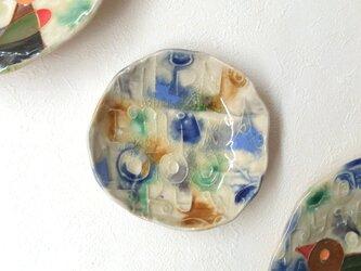 明るく、楽しく、美味しく! NORMAL 丸小皿4の画像