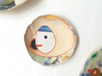 *明るく、楽しく、美味しく!A-UN丸小皿3の画像