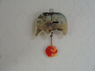 振り子時計 の画像
