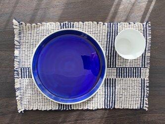 手織りランチョンマット「北欧リバーシブル」 Vol.2の画像