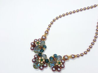 Jane necklace-IRRDの画像