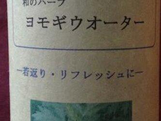 エッセンシャルウオーター・ヨモギ芳香水 500mlの画像