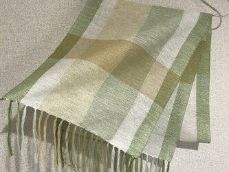 手織りストール SP31の画像