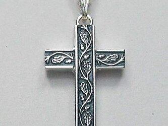 オリジナルクロス 信仰の詩(うた) 小さな小さなつる草模様のクロス fc51sの画像