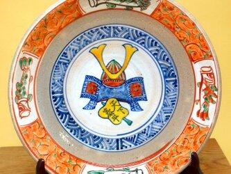 5月 節句の大皿の画像