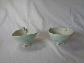 アイスクリームカップ ヒツジの画像