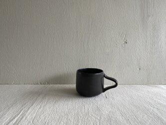 マグカップ ブラックの画像