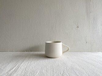 マグカップ ホワイトの画像