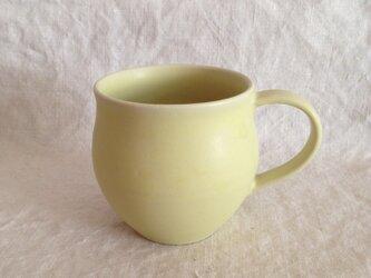マグカップ(イエローマット)の画像
