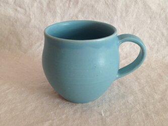 マグカップ(トルコブルーマット)の画像