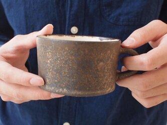 黒マグカップ・小の画像