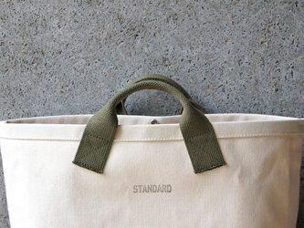 倉敷帆布 STANDARD TOTEの画像