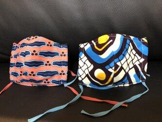 オーダー品 マスク4枚組の画像