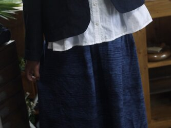 M様専用正絹反物からジャケットの画像
