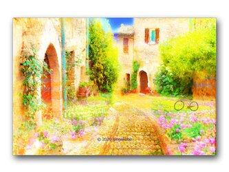 「春のかほりに誘われし」 ほっこり癒しのイラストポストカード2枚組 No.1039の画像