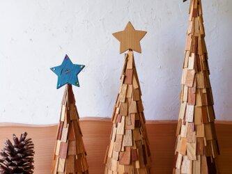 冬まで待てない「クリスマスツリー作り」キット 【Sサイズ】の画像