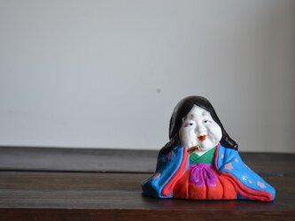 [お多福] 長浜人形の画像