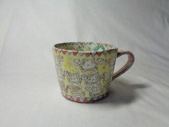 マグカップ ネコの画像