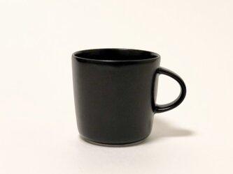 Mug cup M / Matte blackの画像