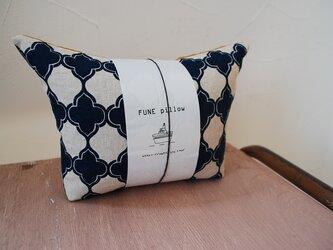 new!!  小さい船枕『FUNE』93の画像