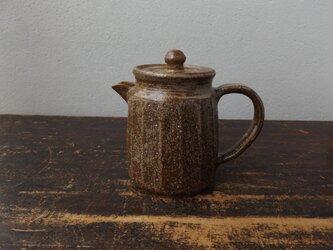 砂茶ポットの画像