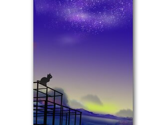 「大切な時間」 ほっこり癒しのイラストポストカード2枚組 No.1040の画像