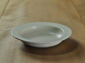 リム鉢/白(アイボリー)の画像