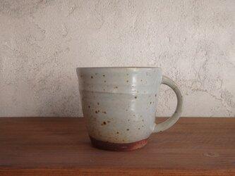 mug cup L・whiteの画像