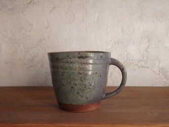 mug cup L・greenの画像