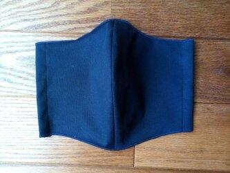 【再販】メンズ立体マスク 片面手ぬぐい布の画像