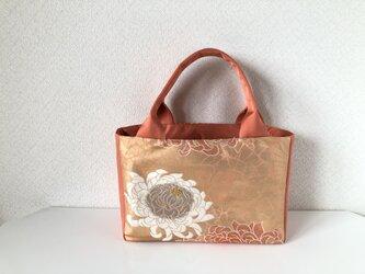 帯バッグ〜菊〜の画像