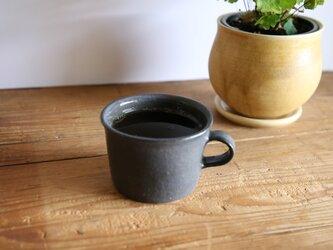 リム付きカップ(黑)の画像