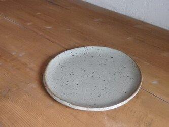 6寸タタラ皿・grayの画像