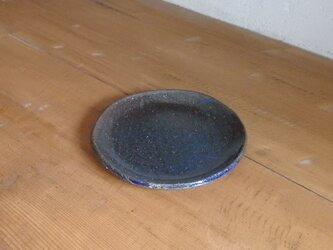 5寸タタラ皿・navyの画像