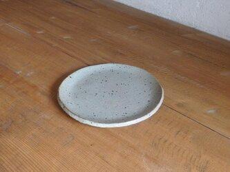 5寸タタラ皿・grayの画像