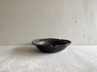 洋スープ皿 ブラウニーブラックの画像