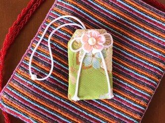 元巫女の花のお守り袋(萌桜空)の画像