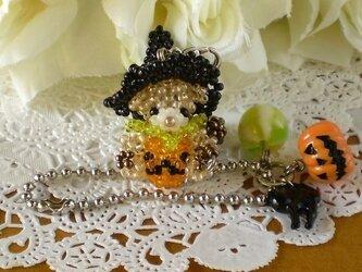 ハロウィンかぼちゃ ライトオレンジの画像