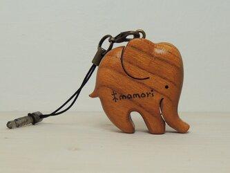 小さな象のストラップPage1の画像