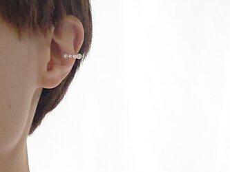 [イヤカフ] white-pearlの画像