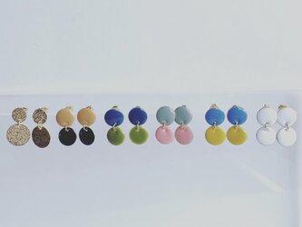 キャンディーエポピアス(6色)の画像